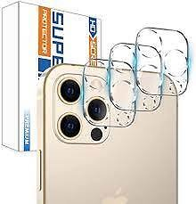 Camera Screen Protector for IPhone 12 PRO MAX 5G (6.7) - 3 PK