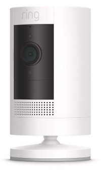 Ring Stick Up Cam Battery HD Security Camera Refurb