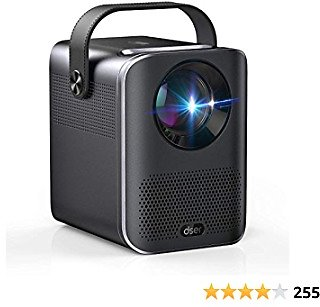 Video Projector, 1080P and 160