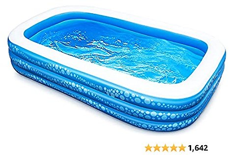 Inflatable Swimming Pool, Hesung 118