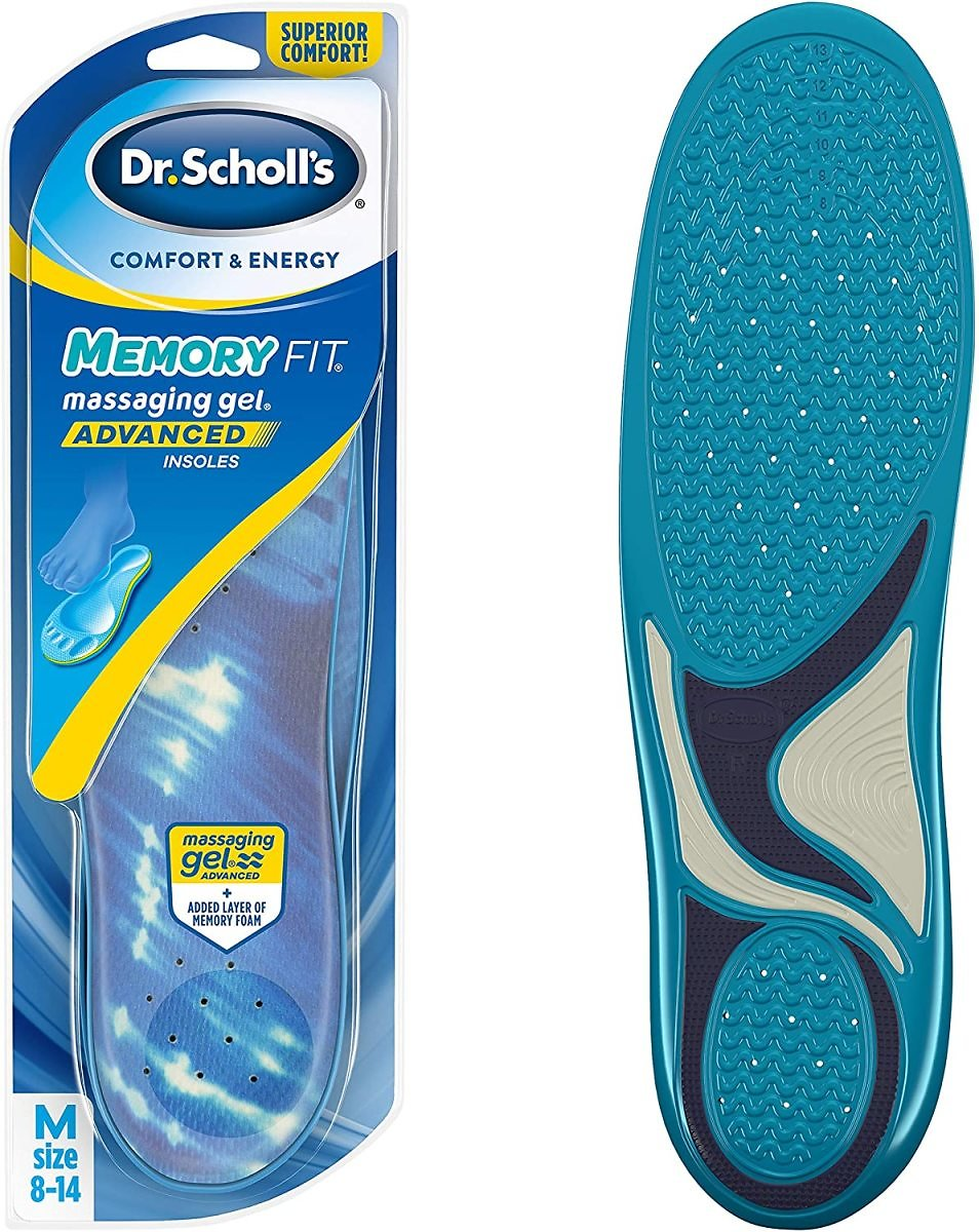 Dr. Scholl's Comfort and Energy Memory Fit Insoles