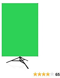 15% OFF NOW ON GREEN Screen Backdrop With Stand AMAZON.