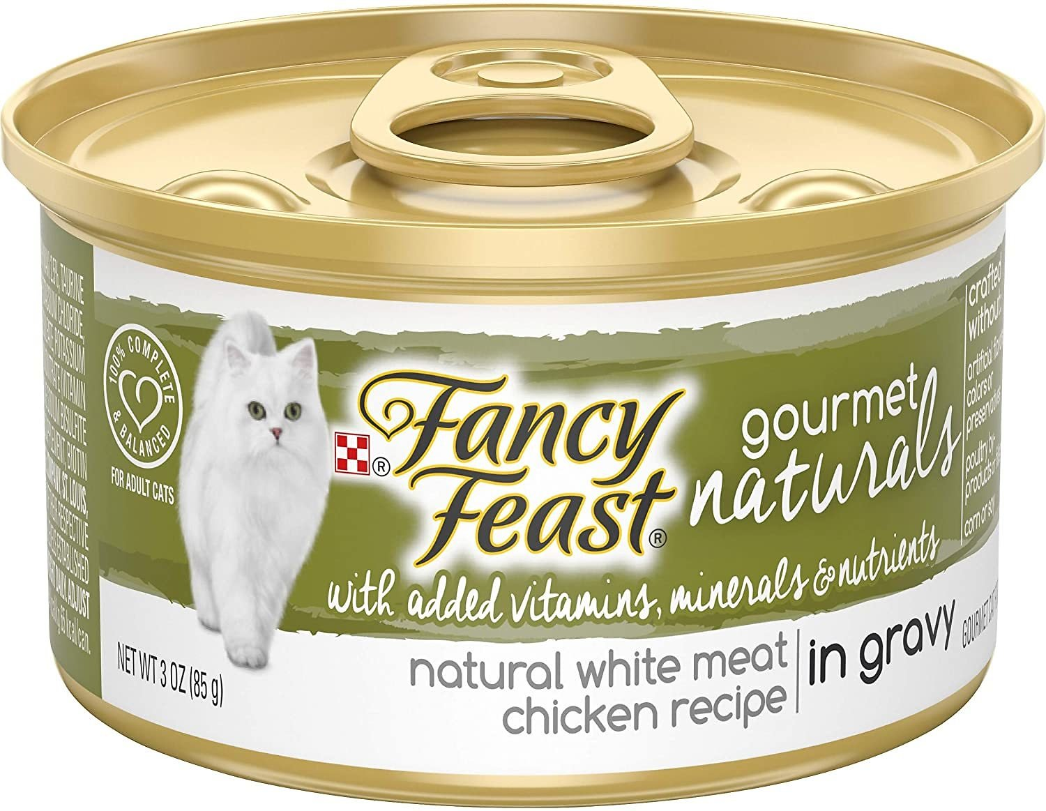 Purina Fancy Feast Canned Wet Cat Food 12 Pack