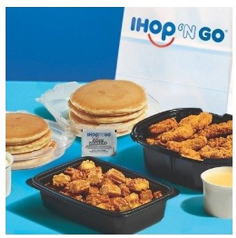 Today Only! IHOP Short Stack of Pancakes