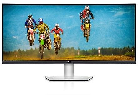 Dell 34 Curved Monitor - S3422DW