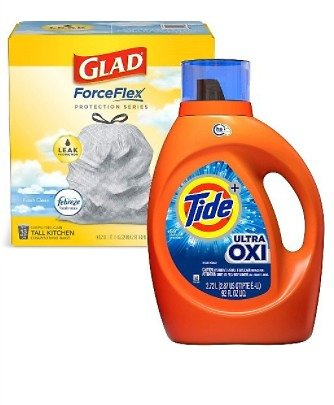 $10 Off Buy 3 Household Purchase