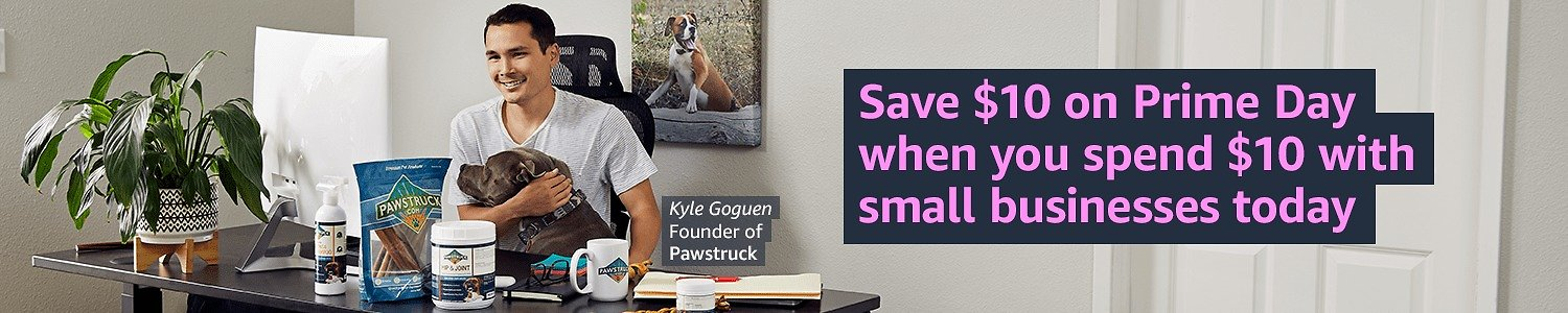 Spend $10+ On Small Business Products & Get Free $10 Credit