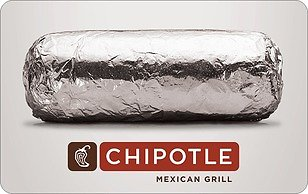 20% Off Chipotle Gift Cards - Act Fast!