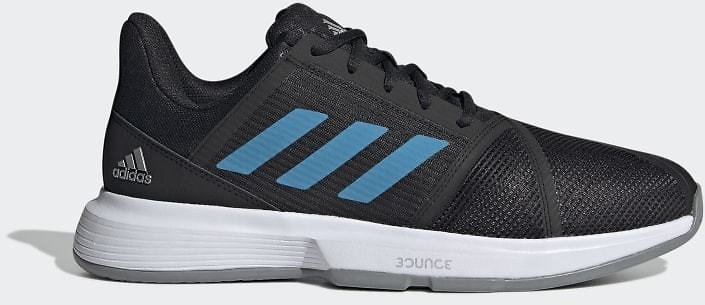 Adidas Mens Courtjam Bounce Shoes