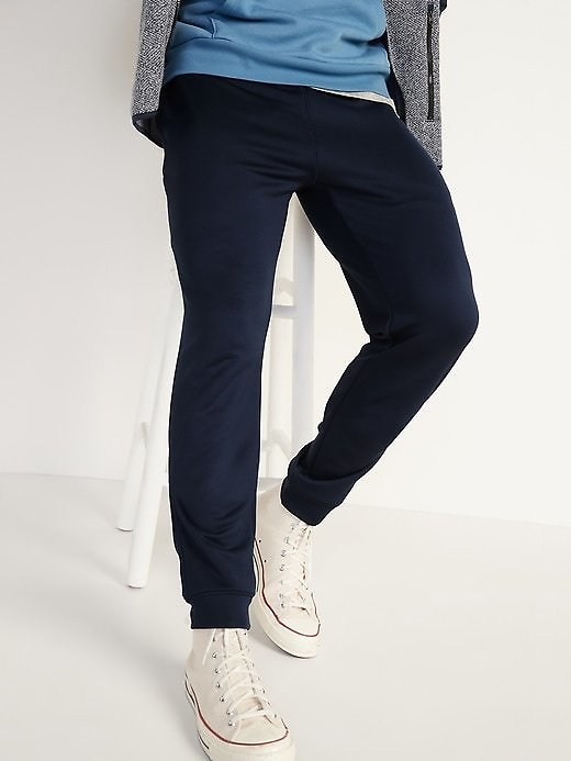 Go-Dry French Terry Performance Jogger Pants for Men | Old Navy