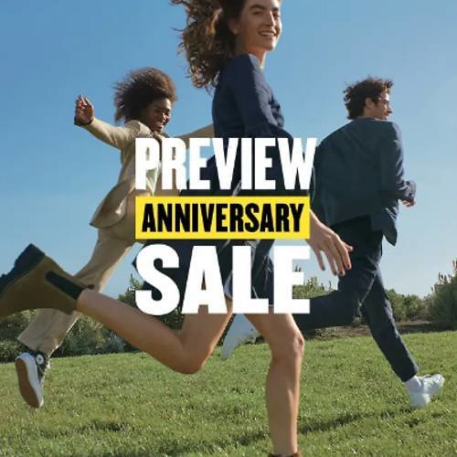 Preview Anniversary Sale