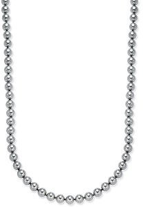 Charter Club Imitation Pearl (8mm) Strand Necklace, 24