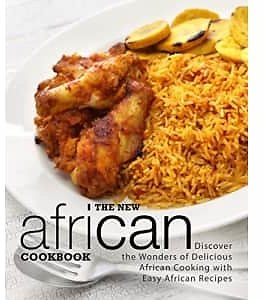 Free The New African Cookbook