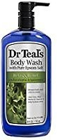 Dr Teal's Ultra Moisturizing Body Wash Relax and Relief, 24 Oz for $4.87