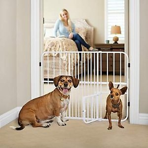 You & Me Easy-Fit Tuffy Expandable Pet Gate