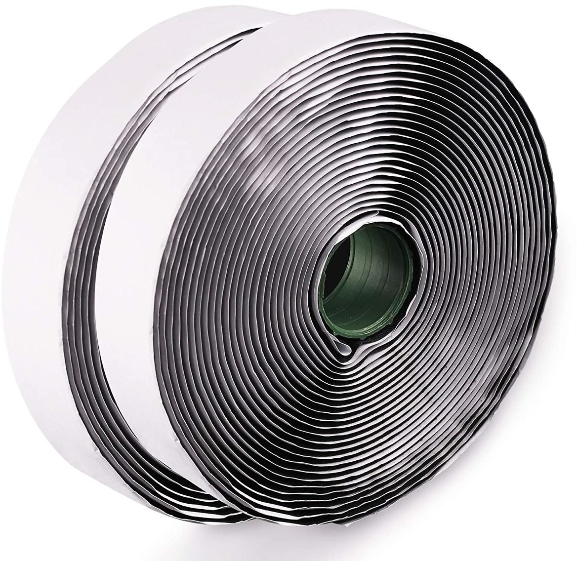 LLPT 1 Inch X 23 Feet Heavy Duty Adhesive Hook Loop Strip Mounting Tape for $7.08