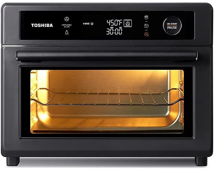 Toshiba Air Fryer 13-in-1 Digital Convection Toaster Oven for $134.99
