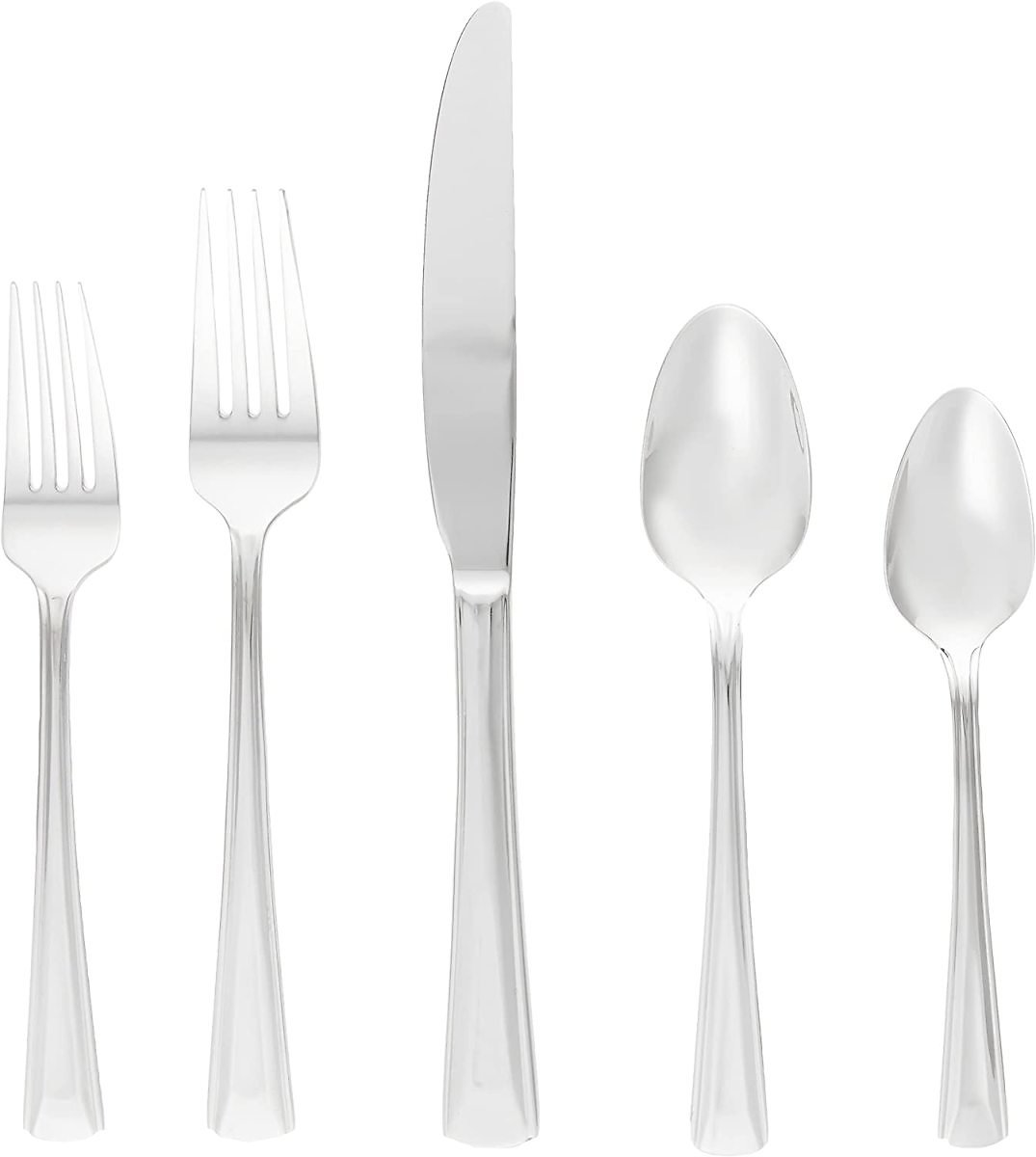 42-Piece Oneida Cella Everyday Stainless Steel Flatware Set for $51.70