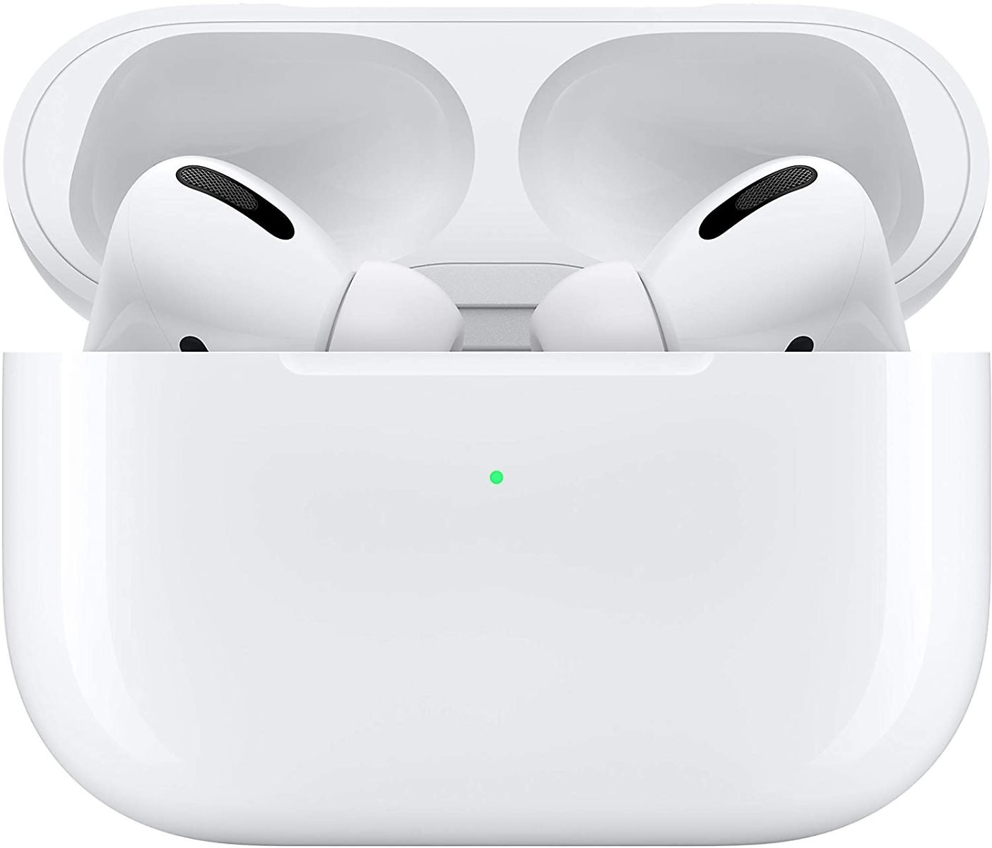 Apple AirPods Pro w/ Noise Cancellation & Wireless Charging Case $189.99 | Refurb $129