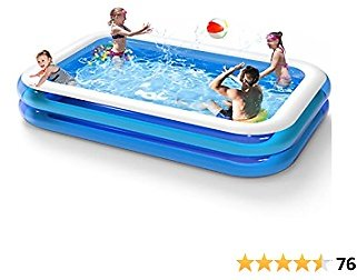 Inflatable Swimming Pool, 120
