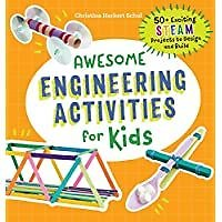Awesome Engineering Activities for Kids [Paperback] for $7.29