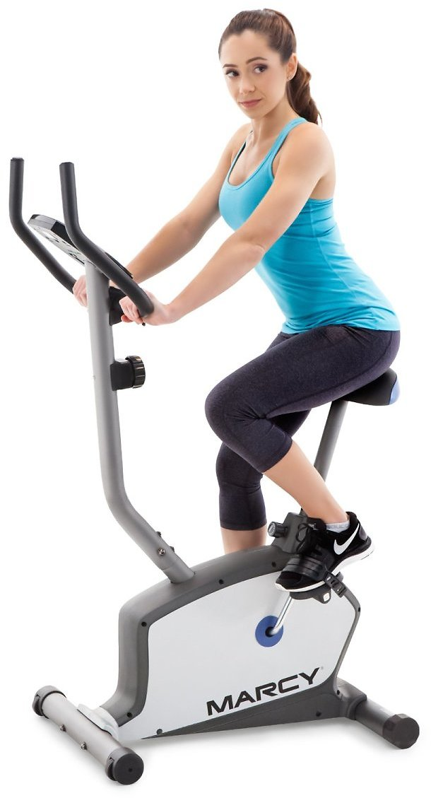 Marcy Magnetic Resistance Upright Bike