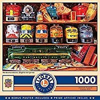 MasterPieces Lionel Well Stocked Shelves 1000 Piece Jigsaw Puzzle for $7.99