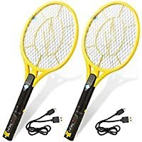 2-Pack Tregini Large Electric Fly Swatter for $17.99