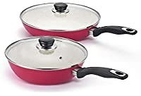KOCH SYSTEME 10 Inch & 11 Inch Nonstick Frying Pan for $29.99