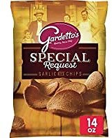 Gardetto's Roasted Garlic Rye Chips 14 Oz. Bag for $2.83
