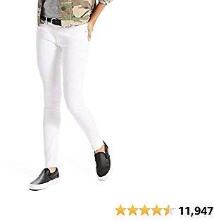 Levi's Women's 711 Skinny Jeans And.