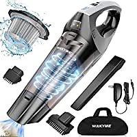 Wakyme Handheld Vacuum Cleaner for $24.00