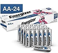 24-Count Energizer AA Ultimate Lithium Batteries for $21.67