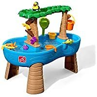 Step2 Tropical Rainforest Water Table with 13-Piece Accessory Set for $69.90