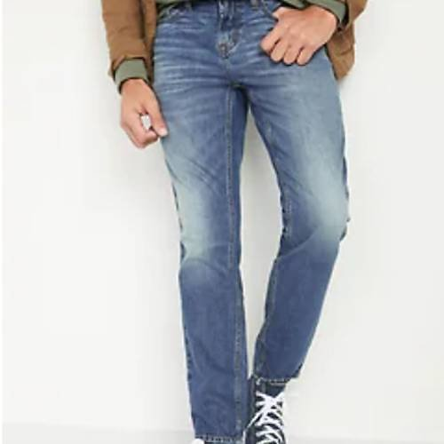 Today Only! 50% Off Jeans + Super Cash