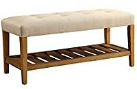Acme Furniture 96682 Charla Bench for $79.38