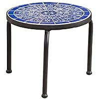 Christopher Knight Home Slate Outdoor Ceramic Tile Side Table for $29.99