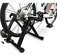 BalanceFrom Magnetic Steel Stand Exercise Bicycle for $60.43