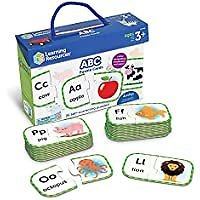 Learning Resources ABC Puzzle Cards for $6.47