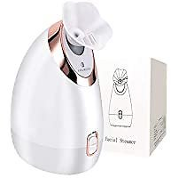 EDELWEISS Nano Ionic Face Steamer with Aromatherapy for $5.10