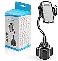 CTYBB Car Cup Holder Phone Mount with Adjustable Gooseneck for $5.40
