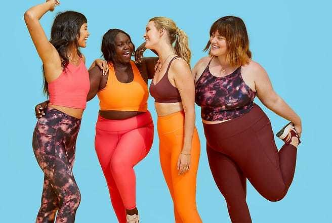 Old Navy Offers All Women's Sizes 0-30 and XS-4X with No Price Difference