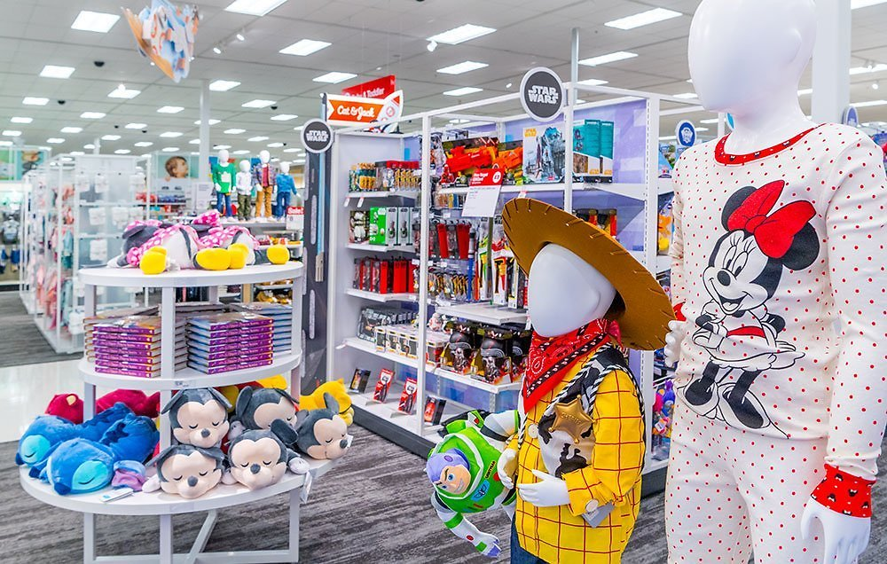 Target to Add 100+ Disney Store Locations by the End of 2021