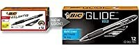12-Pack BIC Velocity Bold Retractable Ball Pens for $5.26