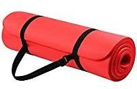 Everyday Essentials 1/2 Inch Extra Thick Anti-Tear Exercise Yoga Mat for $11.90