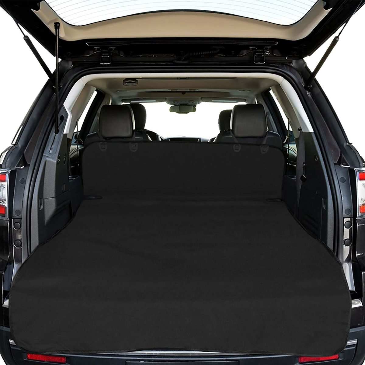 F-color SUV Cargo Liner for Dogs, Water Resistant Pet Cargo Cover Dog Seat Cover Mat for $21.99