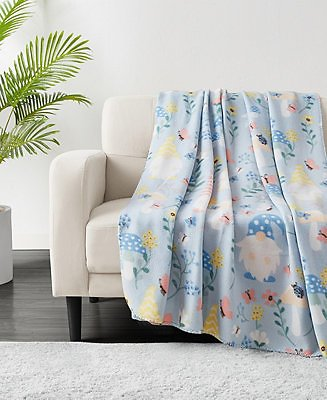 Infinity Home Novelty Print Fleece Throws & Reviews - Blankets & Throws - Bed & Bath