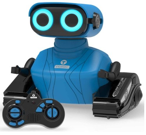 REMOKING RC Robot Toy Educational Learning 2.4Ghz Toy
