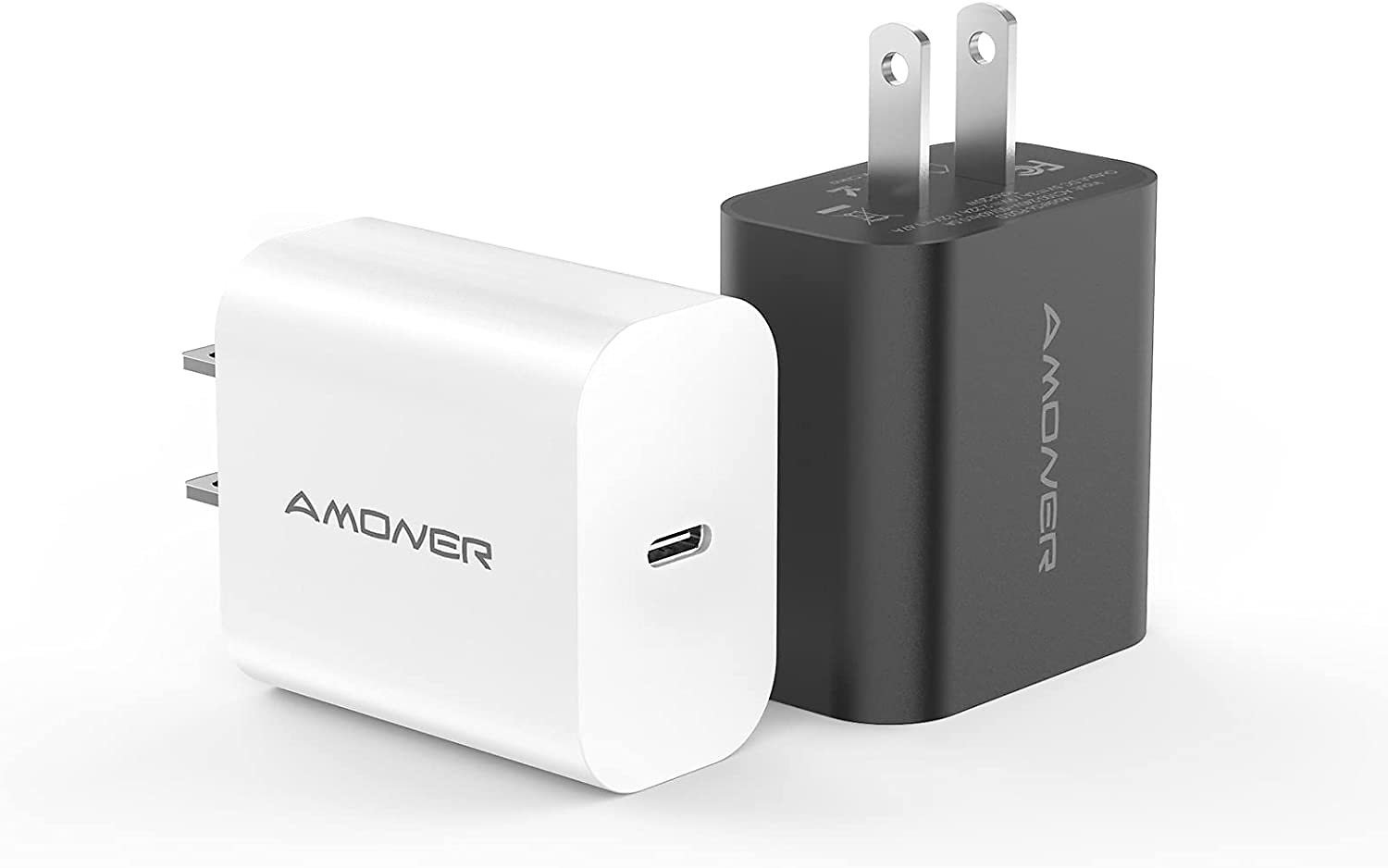 IPhone 12 Charger 2 Pack, 20W USB C Charger for IPhone for $16.14