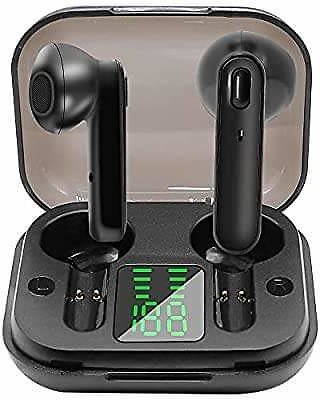 Wireless Bluetooth 5.0 Earbuds from Amazon.